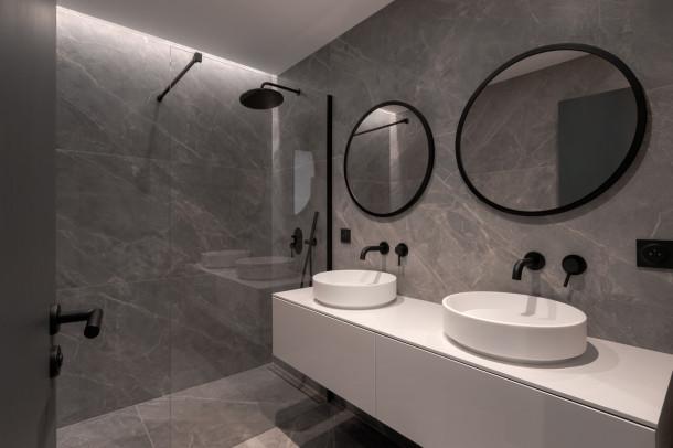 Salle de bain 1 - Arabesque