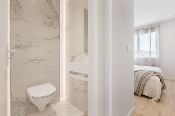 Toilettes - Arabesque