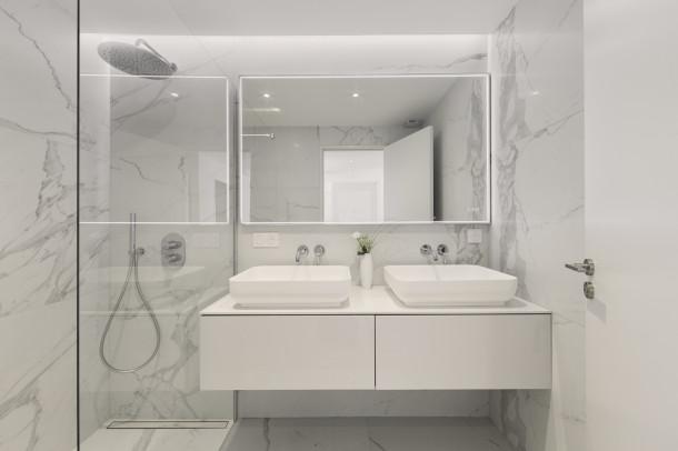 Arabesque salle de bain