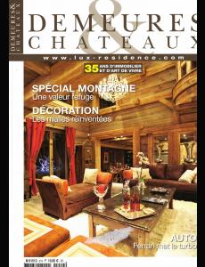 Demeures et Châteaux, n°219