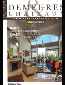 Demeures et Châteaux, n°220