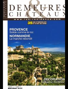 Demeures et Châteaux, n°221